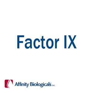 Factor IX Products